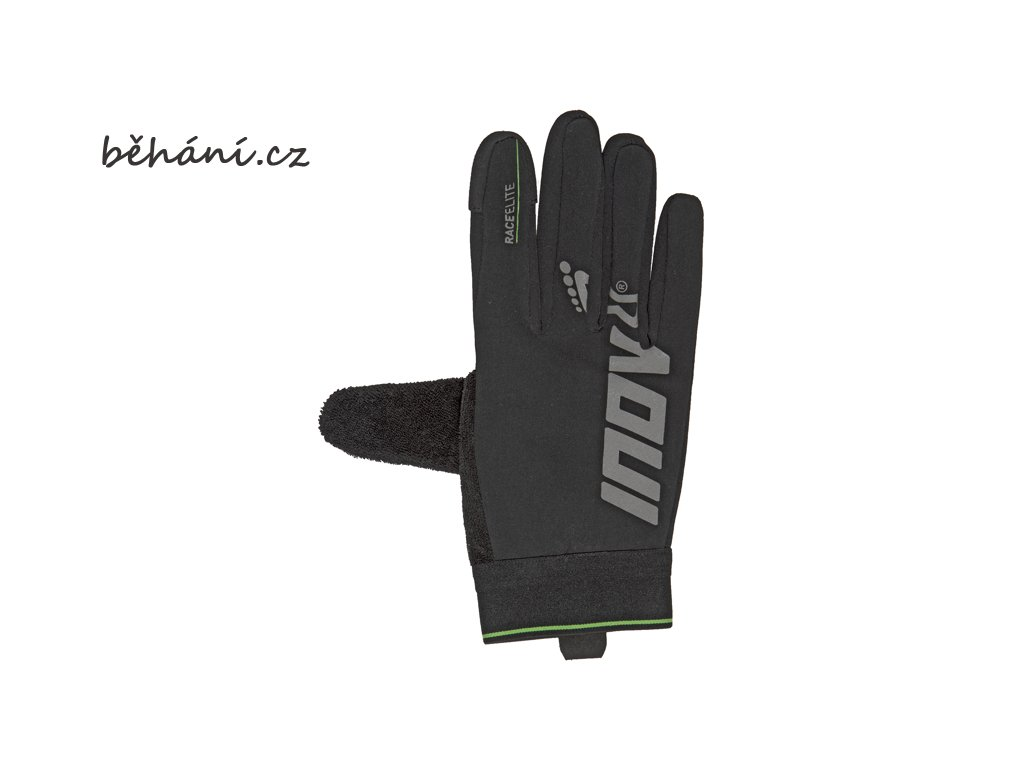 inov 8 race elite glove black cerna 1
