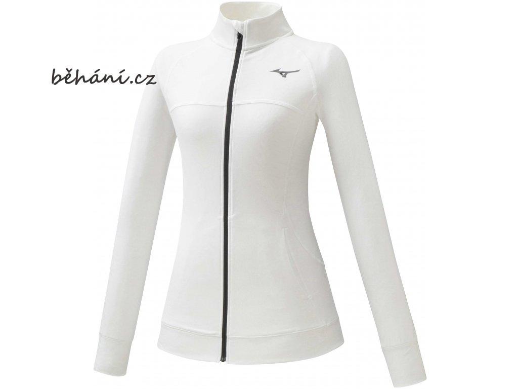 training jacket white 2