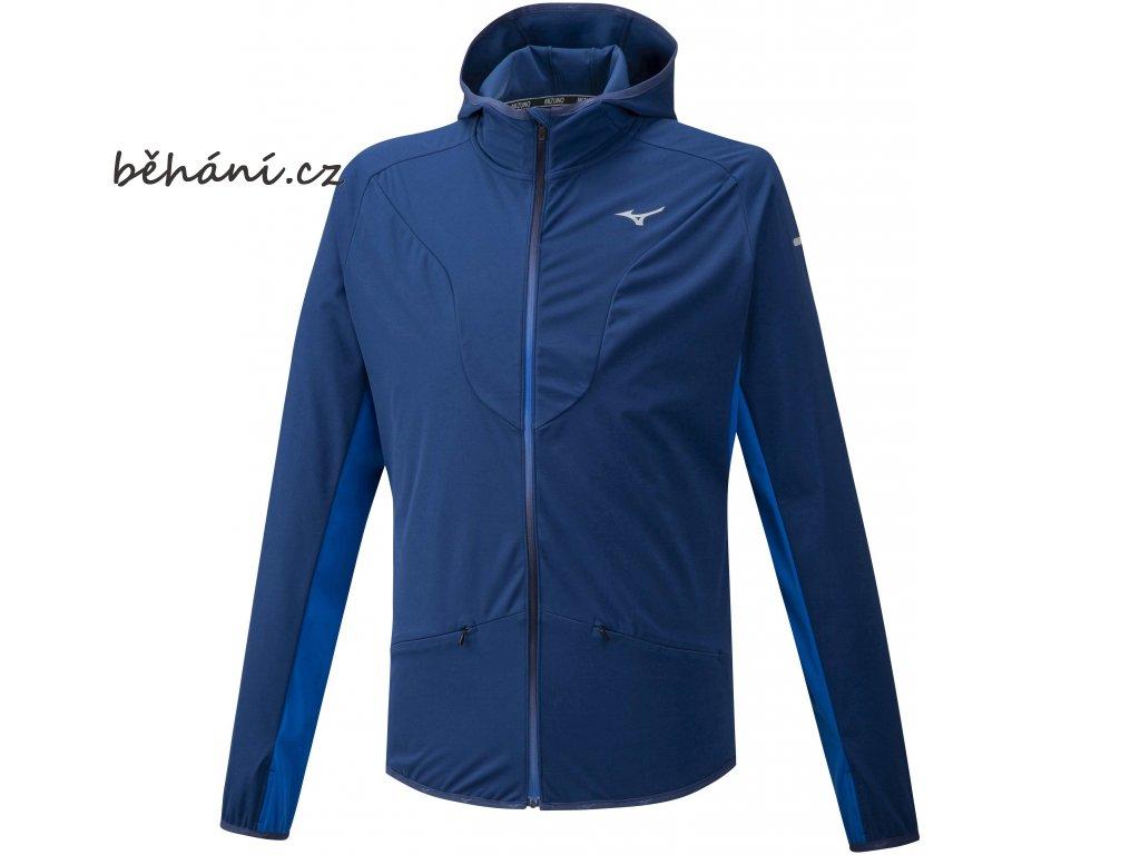 hybrid bt hoodie estate blue