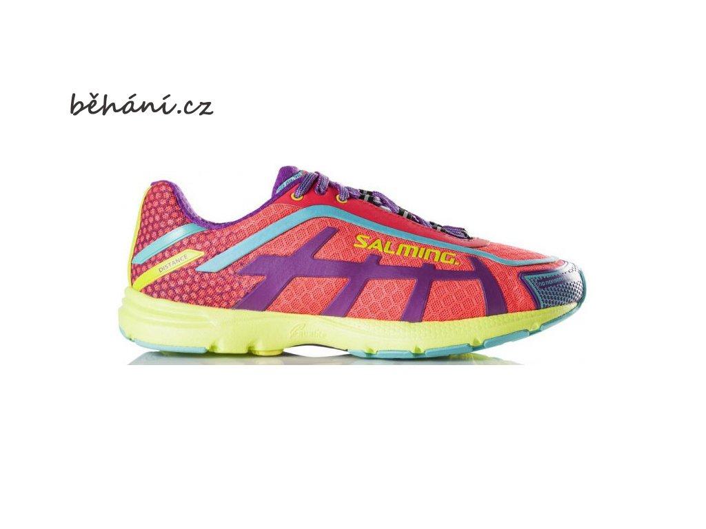 Běžecké boty Salming Distance D5 Shoe (Velikost obuvi v EU 37 1/3)