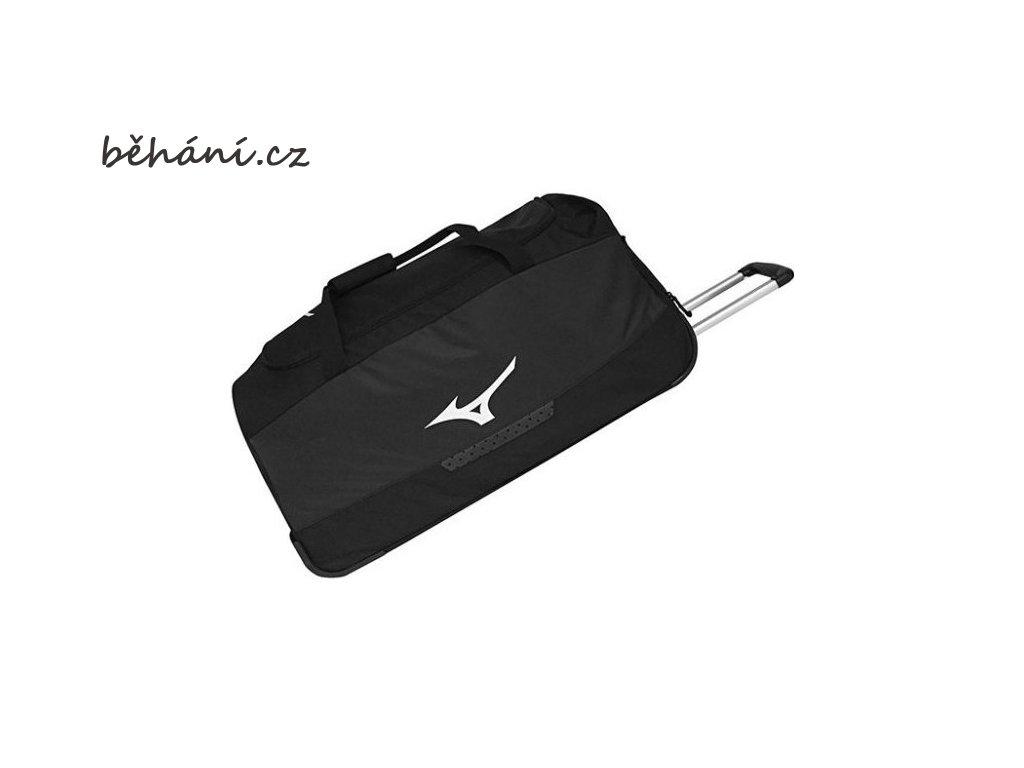trolley bag black white one size
