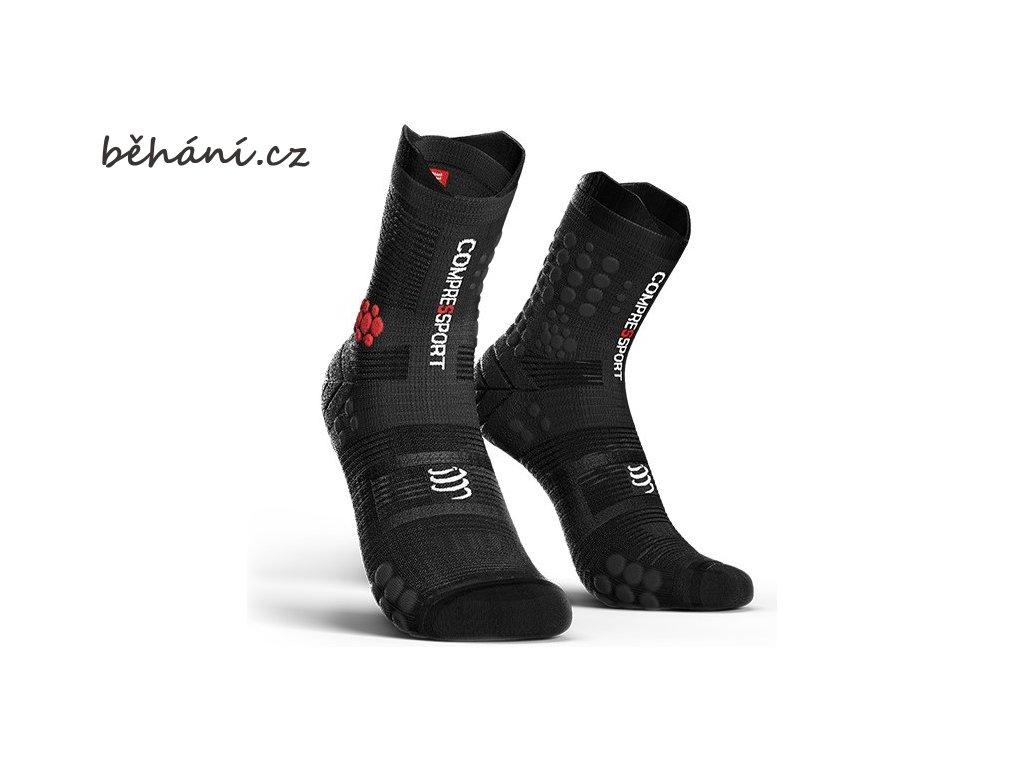 pro racing socks v3 0 trail black t4