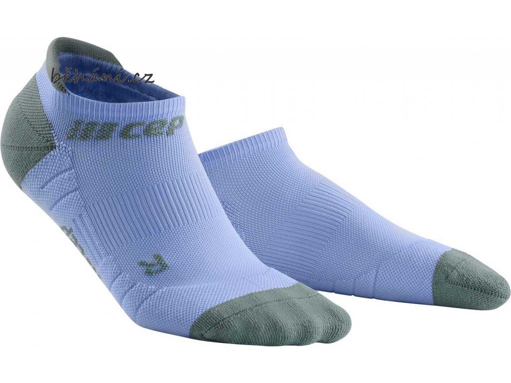 No Show Socks 3 0 sky grey WP46IX m front 2