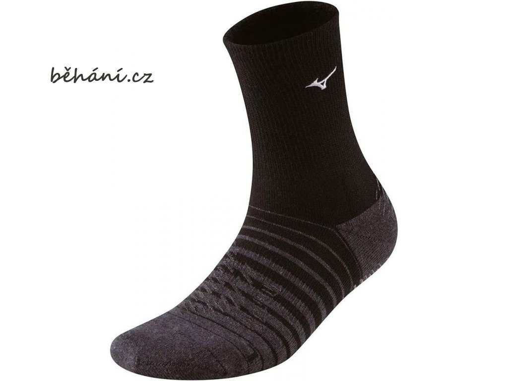 sonic crew socks black