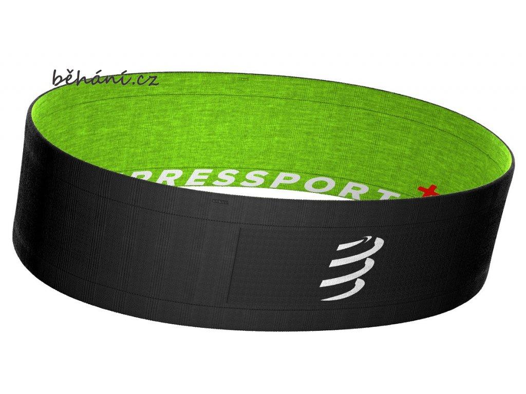 free belt black lime xs s