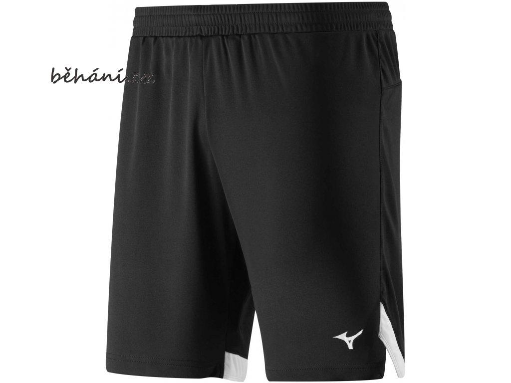 premium handball short m black 1