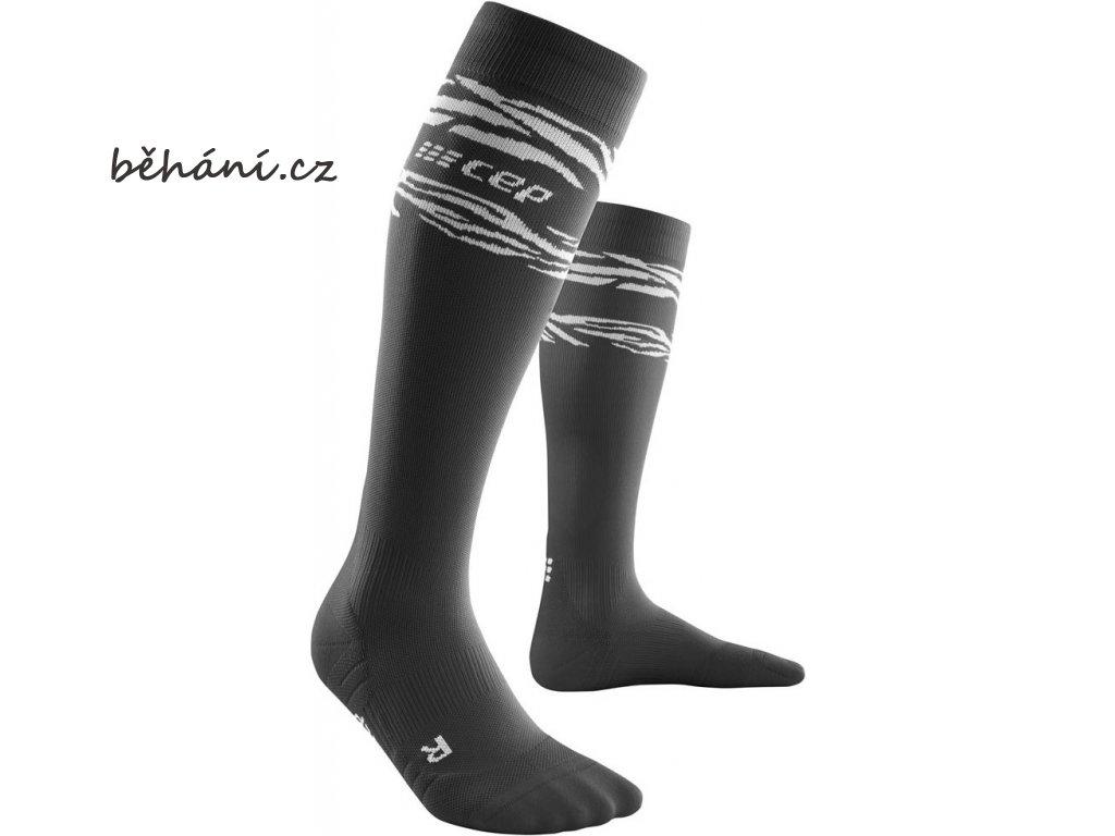 Animal Socks black