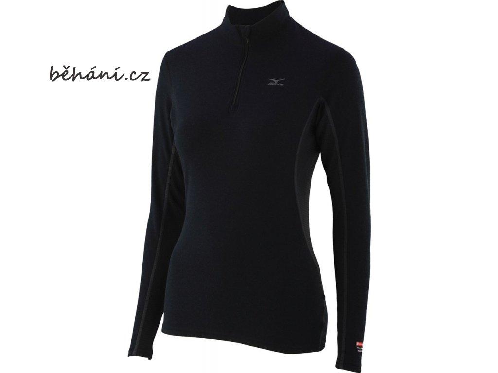 Termotričko Mizuno Middleweight L/S H/Z Shirt 73CL15009 (Velikost textilu XL)