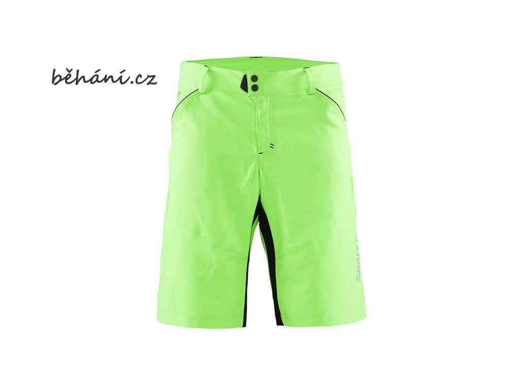 Cyklošortky CRAFT Free (Velikost textilu XL)