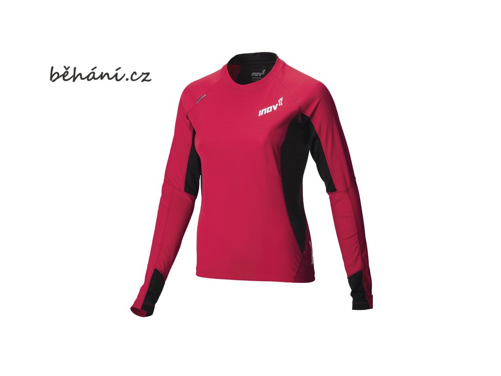 Běžecké tričko INOV-8 BASE ELITE 130 (Velikost textilu S)