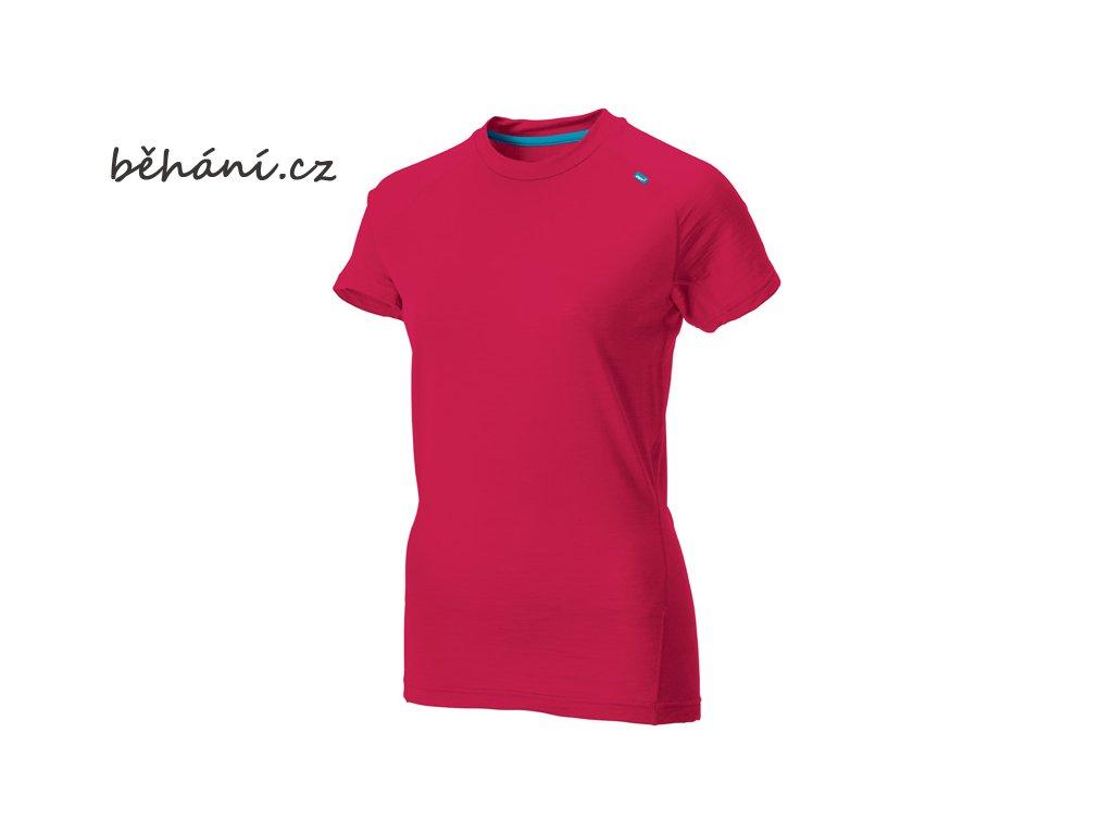 Běžecké tričko INOV-8 BASE ELITE Merino (Velikost textilu XS)