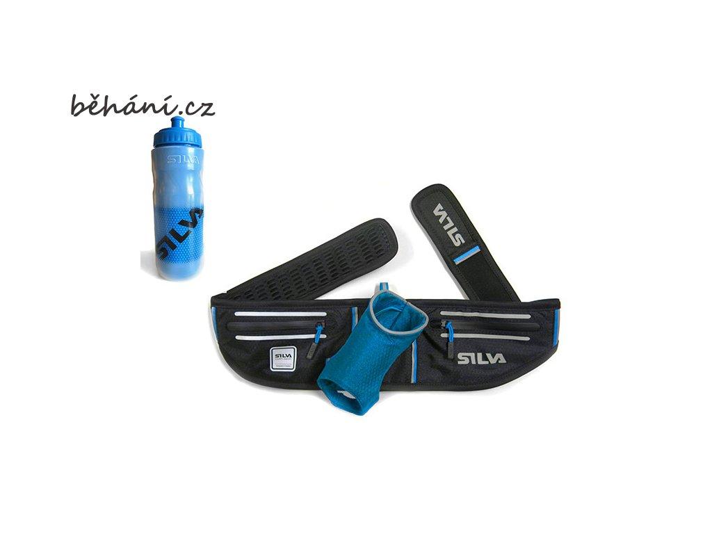 Běžecká ledvinka SILVA Frost Hydration Belt