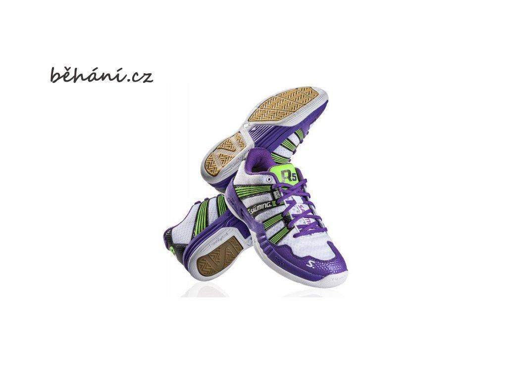 Sálová obuv Salming Race R5 (Velikost obuvi v EU 43 1/3)