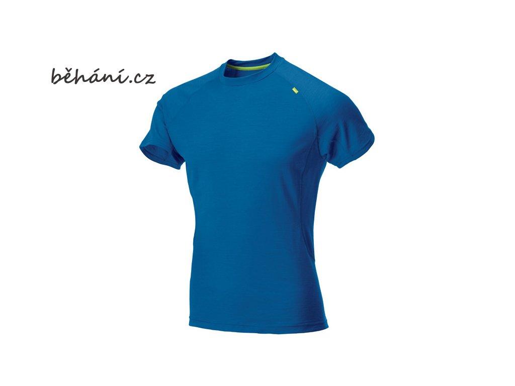 Běžecké tričko INOV-8 BASE ELITE Merino (Velikost textilu XL)