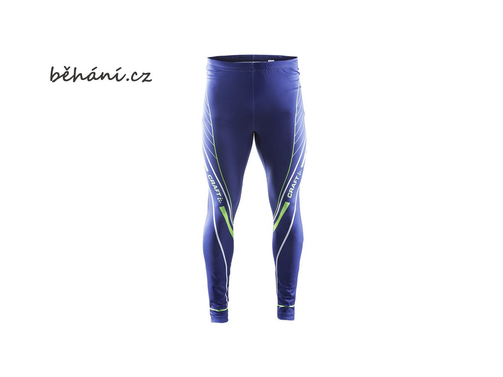 Běžecké kalhoty CRAFT Race (Velikost textilu XL)