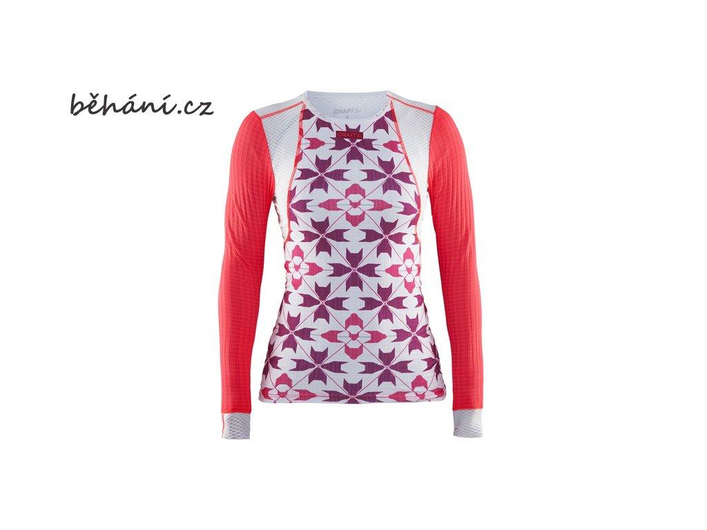 Běžecké tričko CRAFT Extreme Concept Piece (Velikost textilu S)