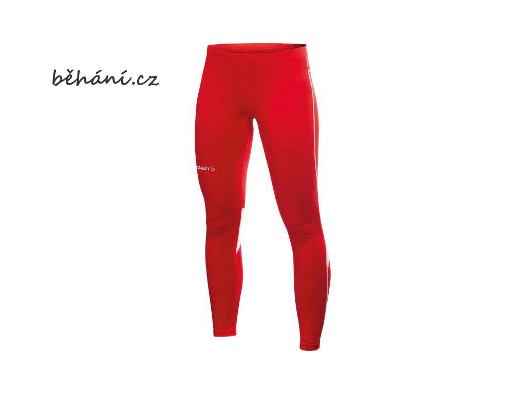 Běžecké kalhoty CRAFT Club Tights (Velikost textilu XS)
