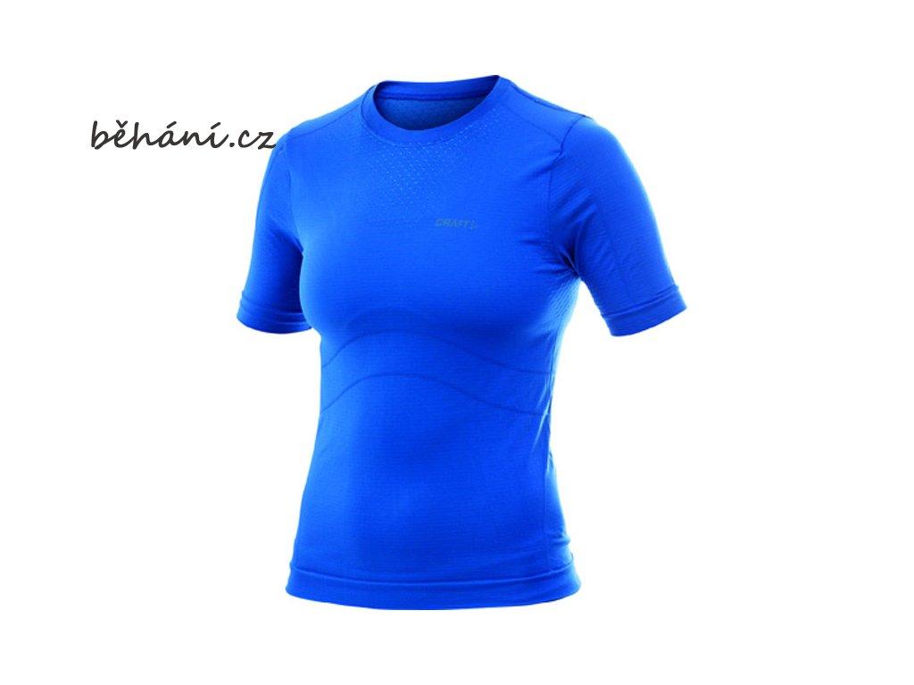 Běžecké tričko CRAFT Seamless krátký rukáv (Velikost textilu XL)