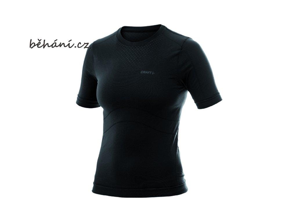 Běžecké tričko CRAFT Seamless krátký rukáv (Velikost textilu XS)