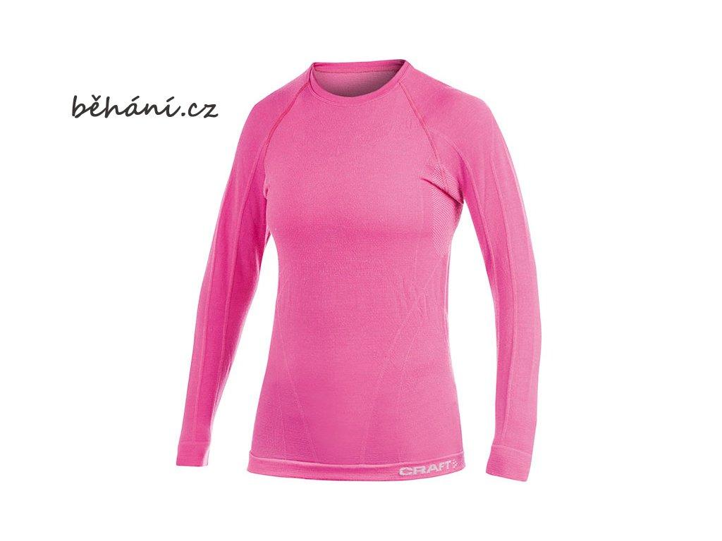 Běžecké tričko CRAFT Warm CK Wool (Velikost textilu XL)