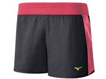 Běžecké šortky Mizuno PhenixPrinted Sqr4.0 J2GB620164 (Velikost textilu XS)