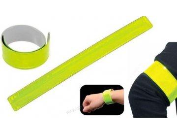 Reflexní páska žlutá