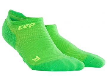 ultralight no show socks viper green WP46G pair