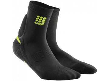 ShortSocks achi blackflashgreenvariB ohne R