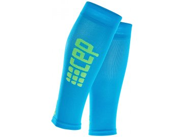 Ultralight calf sleeve electric blue 1628 WS55ND paar sba