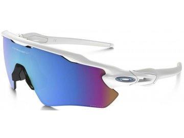 Běžecké sluneční brýle OAKLEY Radar EV Path PolWht w/ PRIZM Snow