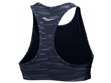 Běžecká podprsenka SAUCONY Rock-it Women´s knitted bra top (Velikost textilu XS)