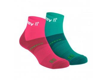 Běžecké ponožky Inov-8 ALL TERRAIN SOCK MID