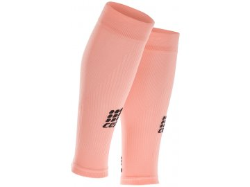 CEP Compression Calf Sleeve crunch coral WS40XK w pair