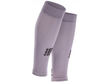 CEP Compression Calf Sleeve plank purple WP40ZK w pair