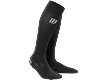 CEP Ortho Ankle Support Socks black grey WO4A56 w WO5A56 m pair
