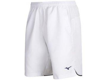men hex rect short white navy