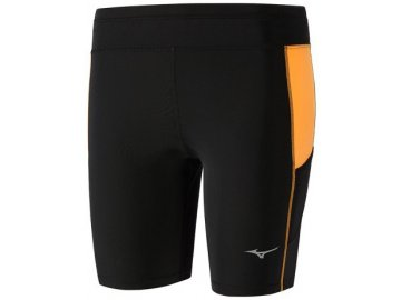 malla corta mizuno bg3000 mid tights negro naranja mujer mi j2gb621392 3458 500x500 0