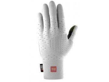 3d thermo rukavice bilo cerna s m
