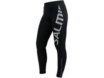 Běžecké kalhoty SALMING Logo Tights 2.0 Women