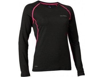 Běžecké tričko SALMING Balance LS Tee Women