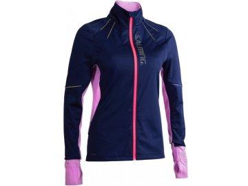 Běžecká bunda SALMING Thermal Wind Jacket Women