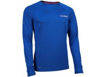 Běžecké tričko SALMING Balance LS Tee Men