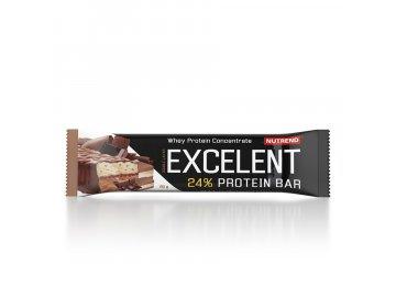 excelent protein bar cokolada nugat 85g