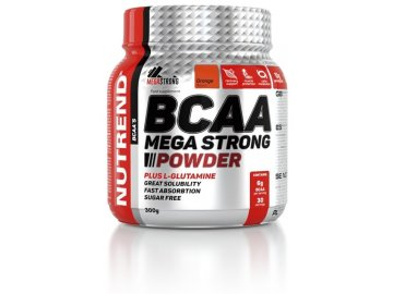 bcaa mega strong powder 300g vs 045 300 po vr