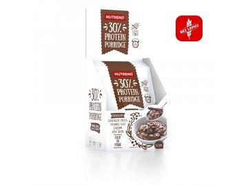 protein porridge box chocolate cz