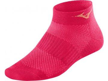 67UU95053 mizuno ponožky růžové