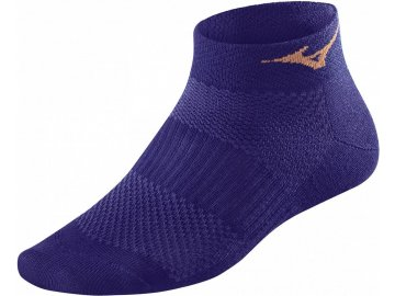 Běžecké ponožky Mizuno Training Mid 67UU95053M - modré