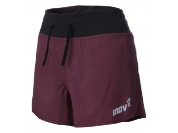 RACE ELITE 4 TRAIL SHORT W BLACK PURPLE