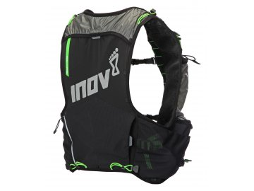 Race Ultra Pro 5 Vest Black Green back