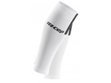 Compression Calf Sleeves 3.0 white dark grey WS508X m WS408X w pair front